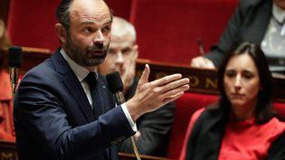 Edouard Philippelors d'une séance de questions au gouvernement, le 13 novembre 2018, à l'Assemblée nationale à Paris. (AFP)