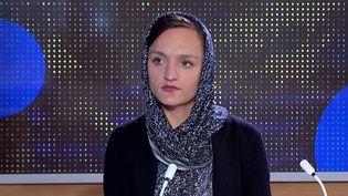 Afghanistan : le destin de Zarifa Ghafari, ex-maire qui a fini par fuir son pays. (FRANCEINFO)