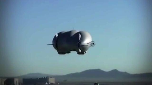Un dirigeable Amazon qui largue des drones, c'est possible ?