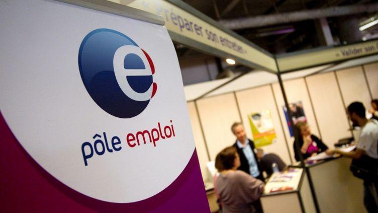 Une agence de Pôle emploi à Paris, le 7 janvier 2012. (SÉBASTIEN RABANY / PHOTONONSTOP / AFP)