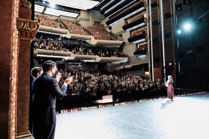 Sae Eun Park nommée étoile de l'Opéra de Paris (AGATHE POUPENEY / DIVERGENCE)