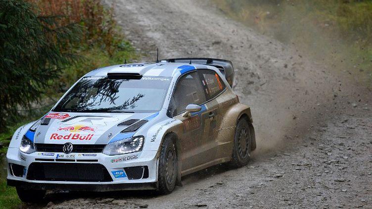 Sébastien Ogier (Volkswagen) (BEN STANSALL / AFP)