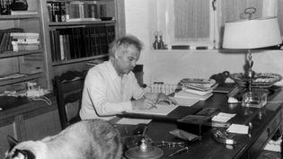 Georges Brassens : mise en vente de 150 manuscrits qui valent de l'or (France 2)