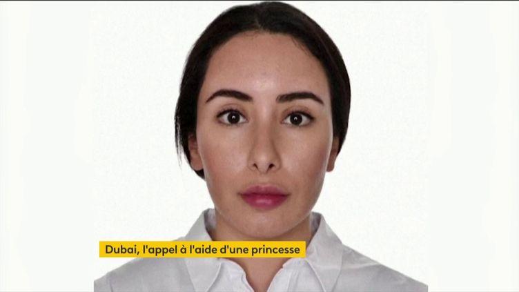 La princesse Latifa Al Maktoum, fille de l'émir de Dubaï, a publié une vidéo où elle affirme être retenue contre son gré par son père. (FRANCEINFO)