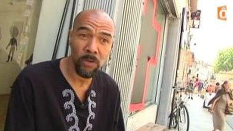Dominik Bernard, comédien guadeloupéen à l'affiche en Avignon  (Culturebox)