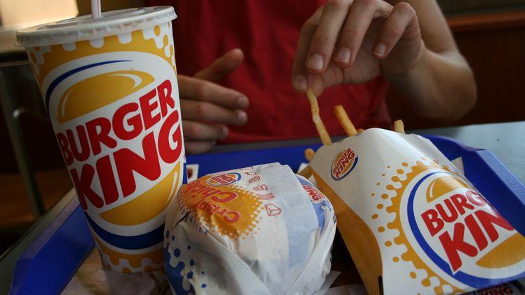 Burger King en France a trouvé son public après le rachat de Quick, et compte plus de 320 restaurants sur territoire. (MAXPPP)