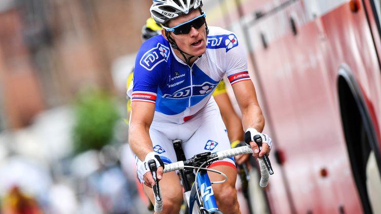 Arnaud Démare visera une troisième victoire sur les Quatre Jours de Dunkerque (LUC CLAESSEN / BELGA MAG)