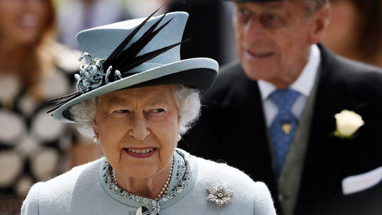 (La reine Elisabeth II en juin 2013 © REUTERS - Stefan Wermuth)
