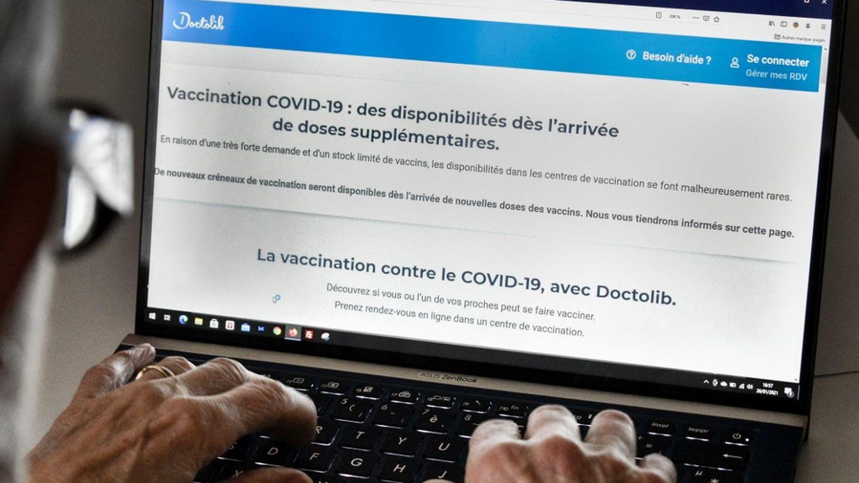 Vaccination contre le Covid-19 : le Conseil d'Etat maintient le partenariat avec Doctolib pour la gestion des - franceinfo