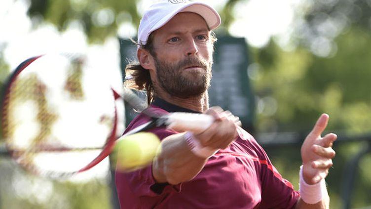 Le joueur français Stéphane Robert