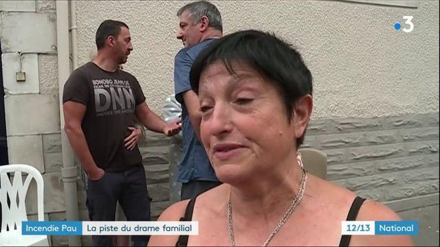 Incendie Pau : la piste du drame familial