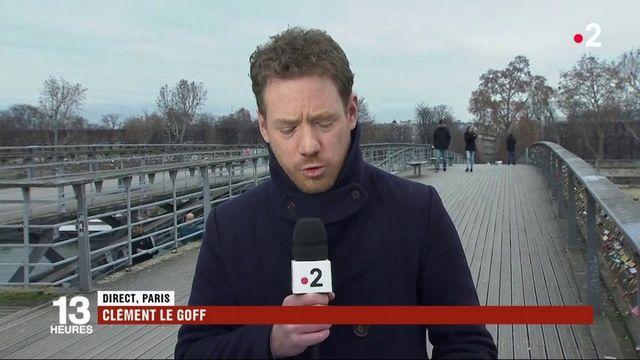 """""""Gilets jaunes"""" : l'ex-boxeur qui a frappé des gendarmes est placé en garde à vue"""