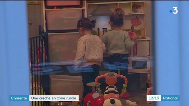 Charente : trois assistantes maternelles créent une crèche en zone rurale