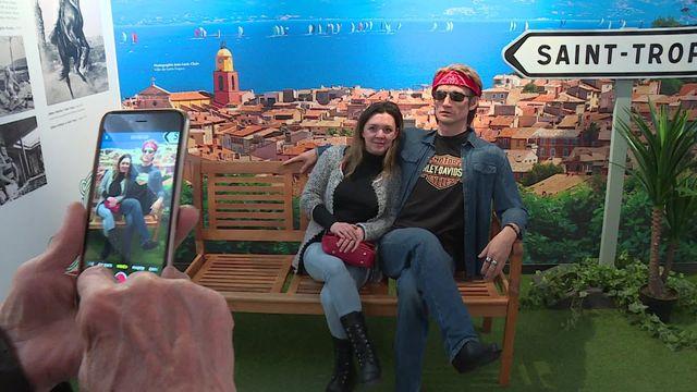 Johnny à Saint-Tropez