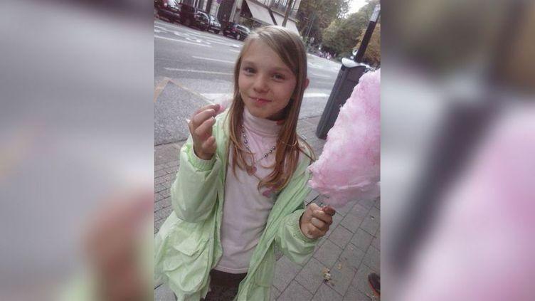 Angélique, 13 ans, avait disparu le 25 avril. (DR)