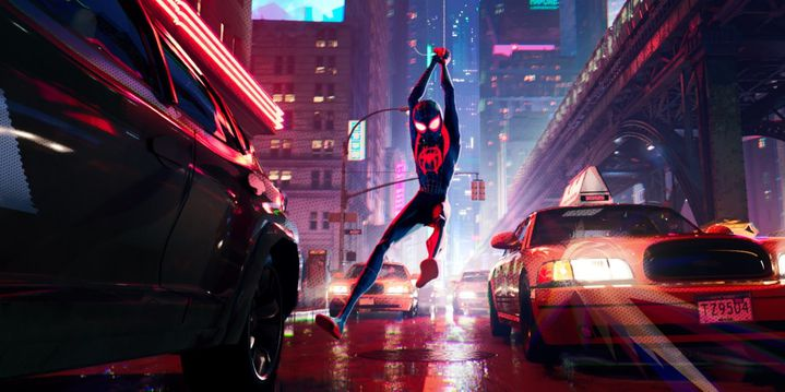 Spiderman : New Generation  (Sony Pictures )