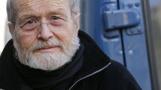 Maurice Agnelet, le 9 avril 2014, à Rennes (Ille-et-Vilaine). (STEPHANE MAHE / REUTERS)