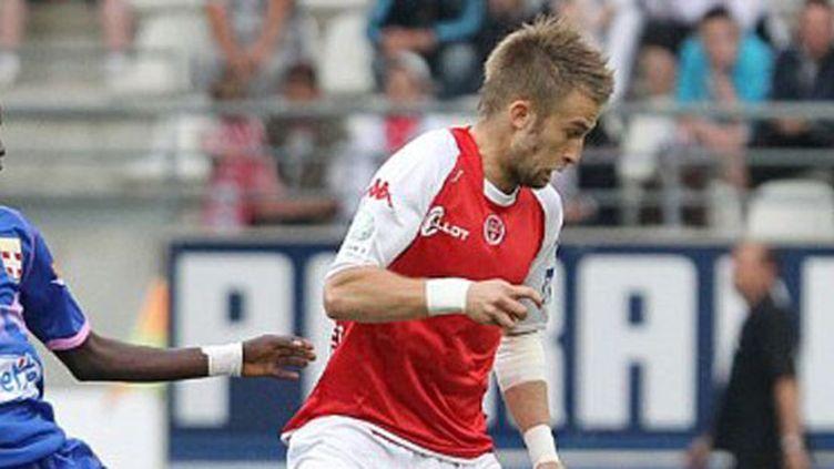 Deaux, encore efficace pour Reims face à Bastia