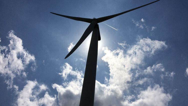 Les éoliennes seront fabriquées au Havre, en Normandie. (RÉGIS HERVÉ / RADIOFRANCE)