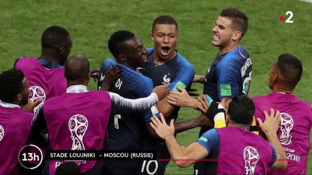 Football: il y a deux ans, les Bleus décrochaient leur deuxième étoile