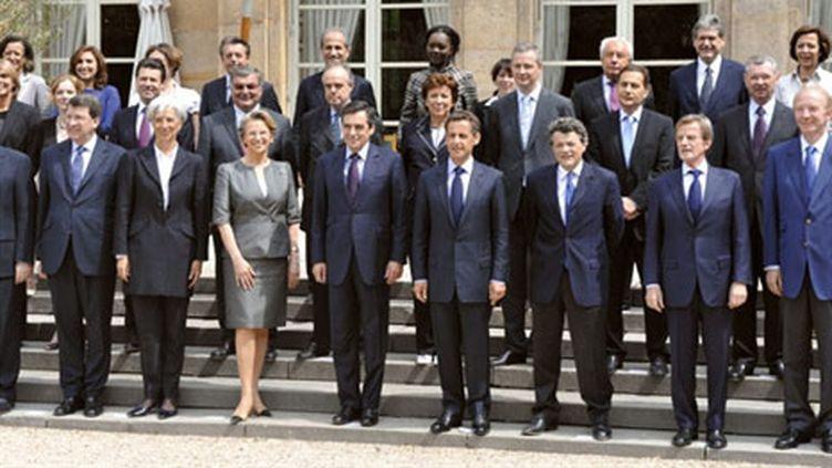photo du gouvernement 24 juin 2009 (AFP - Gerard Cerles)