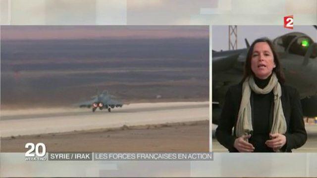 Jordanie : les forces françaises en action contre le groupe État islamique