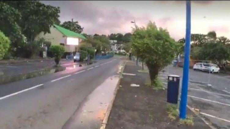 Le cyclone Kenneth a touché Mayotte mercredi 24 avril. Les établissements scolaires ont été rouverts vendredi 26 avril. (MAYOTTE LA 1ERE)