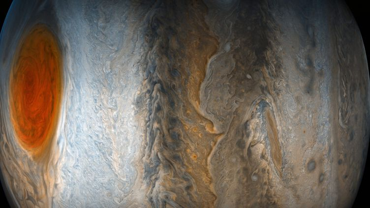 La planète Jupiter. (MAXPPP)