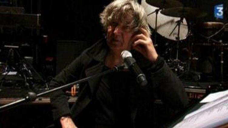 """Jacques Higelin prépare sa tournée """"Coup de foudre"""" à La Cigalière  (Culturebox)"""