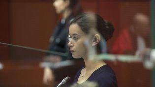 """Cinéma : """"La fille au bracelet"""", une adolescente dans le box des accusés. (MATTHIEU PONCHEL)"""