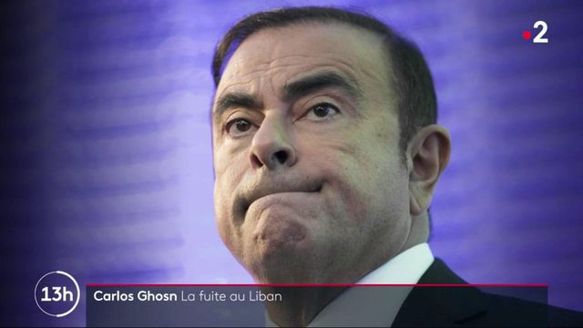 Carlos Ghosn : assigné à résidence, l'ancien PDG fuit le Japon et rejoint le Liban
