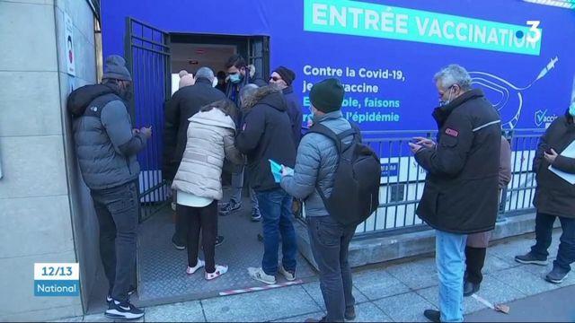 Covid-19 : le vaccinodrome du Stade de France ouvre officiellement au public