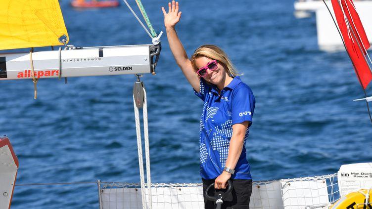 Susie Goodall (DAMIEN MEYER / AFP)