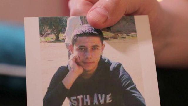 Complément d'enquête. hmad, 14 ans, mort sous la torture pour une chanson anti-Assad
