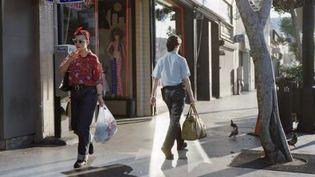 """""""Street 2010"""" par Philip di Corcia, une des oeuvres exposées à Artistes du monde pour Handicap International  (kristine Potter Studio - Brooklyn USA)"""