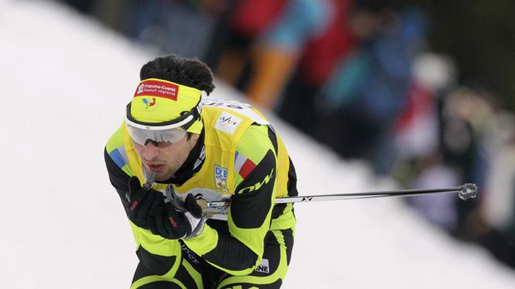 Le N.1 mondial du combiné nordique, Jason Lamy-Chappuis