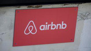 Photo d'illustration d'Airbnb. (MAXPPP)