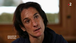 Envoyé spécial. Elisabeth Revol (FRANCE 2 / FRANCETV INFO)