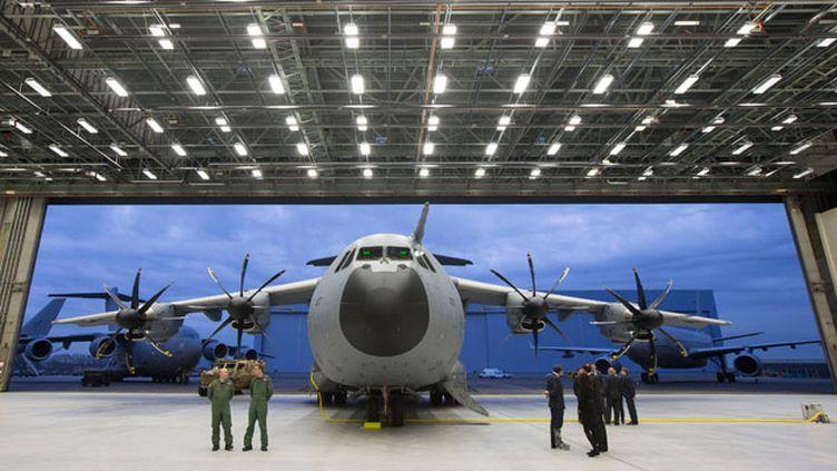 (Seule la France maintient pour l'instant l'utilisation de ses A400M © Reuters-Peter Nicholls)