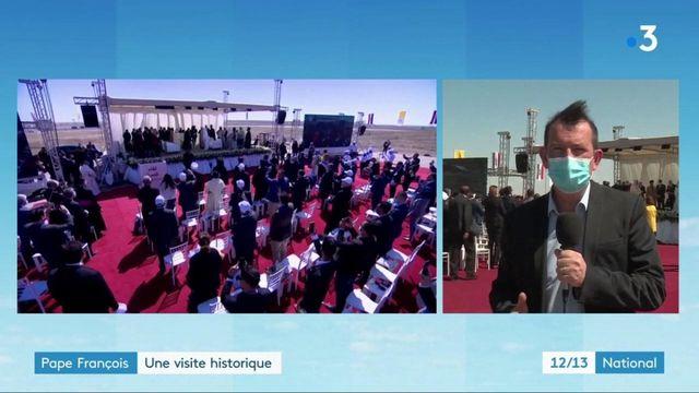 Irak : lors de sa visite historique, le Pape François a rencontré le grand ayatollah Al-Sistani