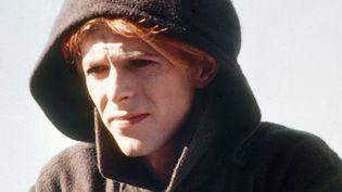 """David Bowie dans """"L'homme qui venait d'ailleurs"""" de Nicolas Roeg en 1976.  ( Ronald Grant / Mary Evans / Sipa)"""