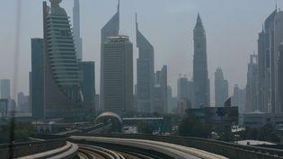 Leville deDubaï (Emirats arabes unis), le 13 mars 2016. (VLADIMIR VYATKIN / RIA NOVOSTI / AFP)