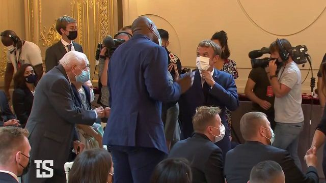 Des souvenirs pour une vie et un honneur immense pour les médaillés français des Jeux olympiques et paralympiques de Tokyo.Invités par le Président de la République à l'Élysée, les héros de nos rêves sportifs de l'été ont reçu décorations et remerciements.