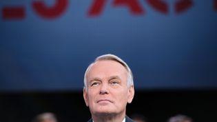 """Le Premier ministre était l'invité jeudi 27 septembre 2012 de l'émission """"Des paroles et des actes"""" sur France 2. (BERTRAND LANGLOIS / AFP)"""