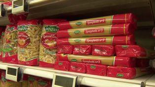 Panzani, leader espagnol du marché des pâtes sèches, pourrait être mis en vente. Plusieurs entreprises sont déjà intéressées par le rachat de l'entreprise, dont le français Lustucru. (France 3)