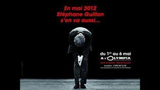 L'affiche du spectacle de Stéphane Guillon, refusée par la RATP  (-)