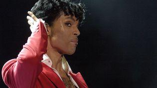 Prince à la Nouvelle-Orléans le 2 juillet 2004  (Chris Graythen / Getty Images North America / AFP)