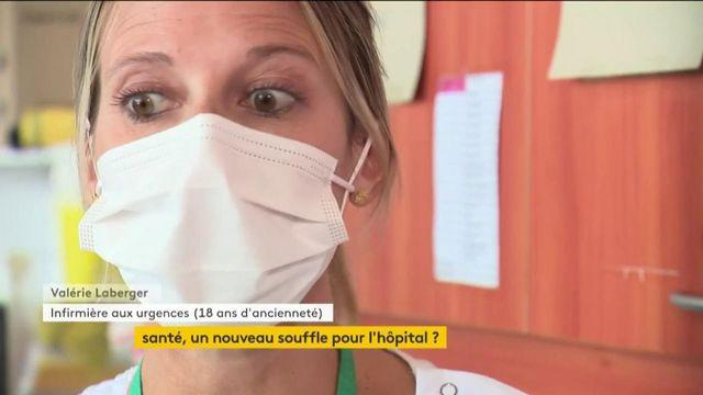 Santé : un nouveau souffle pour l'hôpital ?