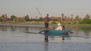 Égypte : le Nil, berceau du monde et ressource essentielle pour le pays  (France 2)