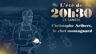L'ETE DE 20H30 LE SAMEDI / FRANCE 2 (CAPTURE ECRAN / L'ETE DE 20H30 LE SAMEDI / FRANCE 2)